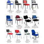 Visitors Chair Waiting Chair Stackable Chair Supplier On
