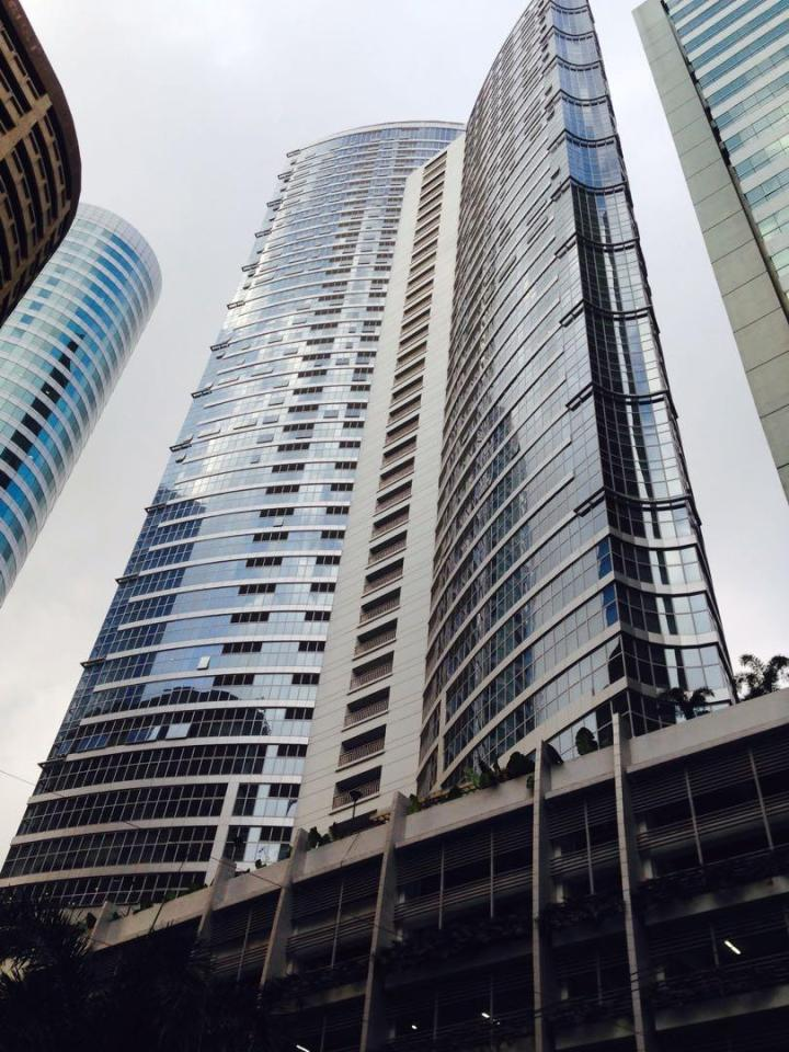 parking slot for rent 5k one central makati on carousell