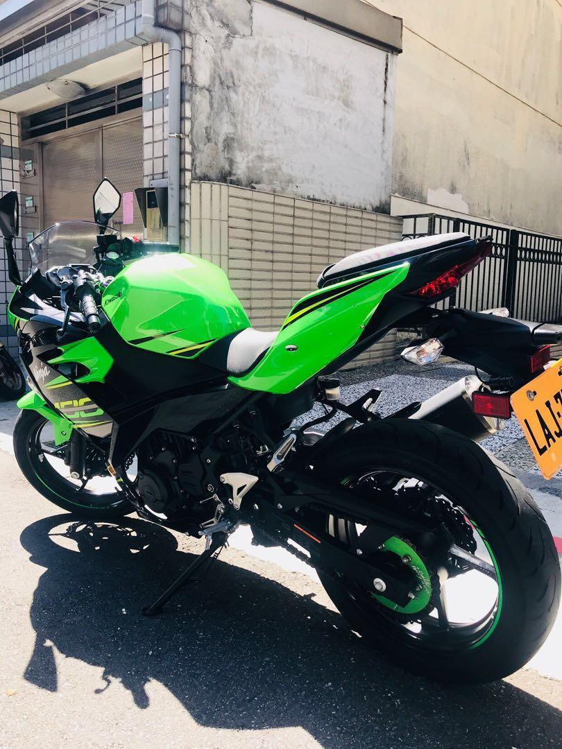 2018年 Kawasaki Ninja 400 ABS 忍者 忍4 臺崎 車況極優 可分期 免頭款 歡迎車換車 網路評價最優 業界分期利息最低 仿 ...