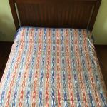 Used Full Wood Queen Bed From Picket N Rail No Mattress Furniture Beds Mattresses On Carousell