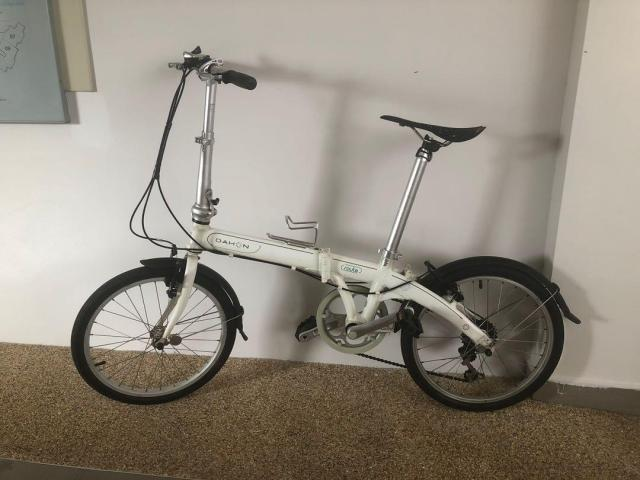 Dahon Route Foldable / Fold Bike Bicycle Lightweight ...