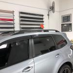Subaru Forester Roof Rail Sticker Wrap Car Accessories Accessories On Carousell