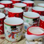 Christmas Mug Decor Design Craft Others On Carousell