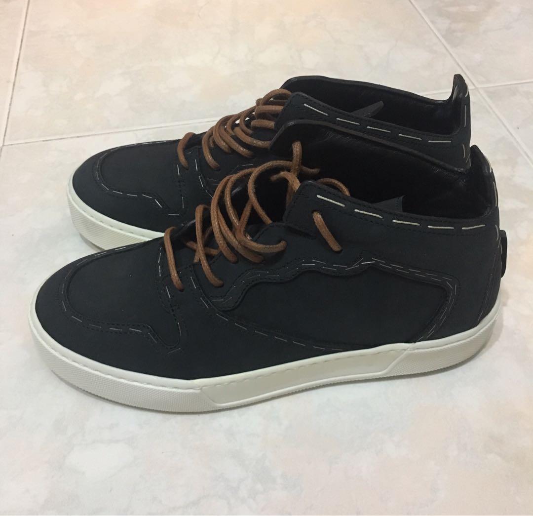 Balenciaga leather shoes 巴黎世家 鞋 購自歐洲, 女裝, 女裝鞋 - Carousell