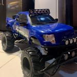 Remote Control Ford Raptor Giant 30 Inches Long Blue Toys Games Toys On Carousell