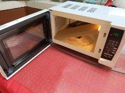 kmart microwave oven 20liter