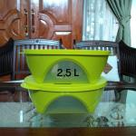 Tupperware Outdoor Dining Bowl 2 5 L Kitchen Appliances Di Carousell