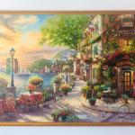 Oil Painting French Cafe Design Craft Art Prints On Carousell