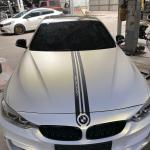 Bmw Sticker Wrap Car Accessories Car Workshops Services On Carousell
