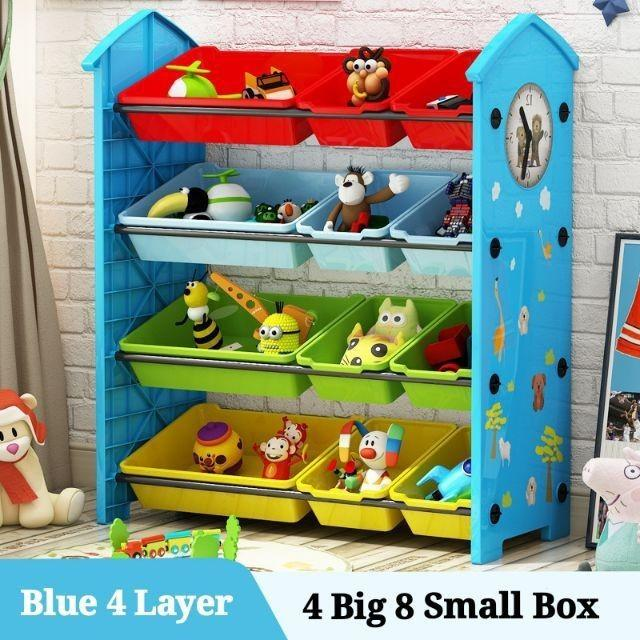 Children S Toy Storage Rack Home Furniture Others On Carousell