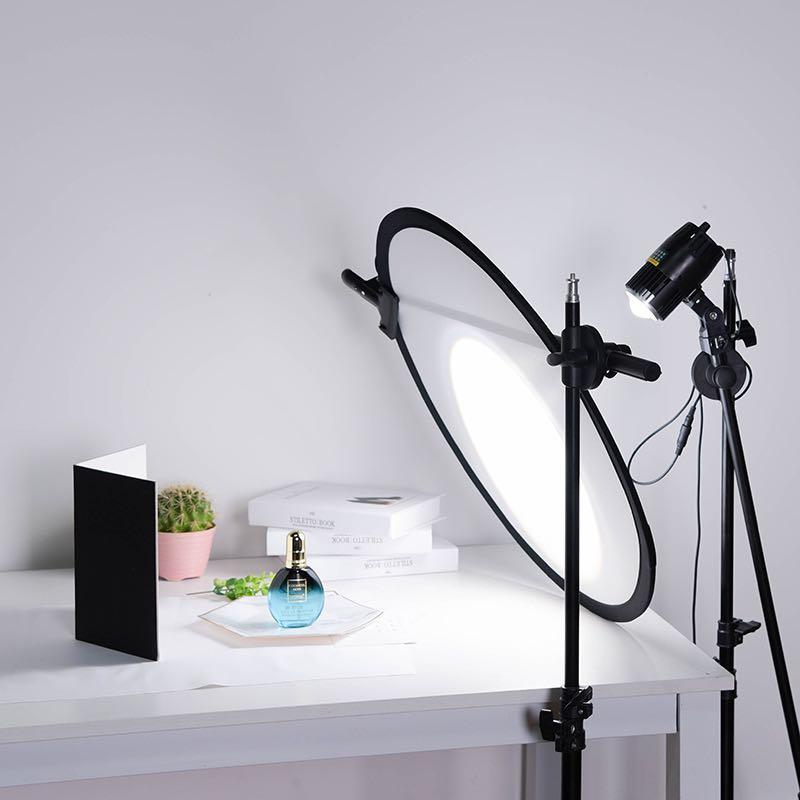 lighting setup for product photography