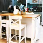 Kitchen Island And Chair Stenstorp With Ingolf Furniture Tables Chairs On Carousell