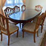 Dining Table 8 Seater Furniture Tables Chairs On Carousell