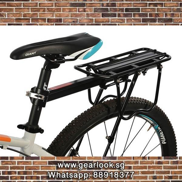 bicycle back rack bicycles pmds parts accessories on carousell