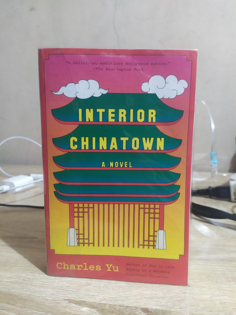 Choose from contactless same day delivery, drive up and more. Interior Chinatown By Charles Yu Hobbies Toys Books Magazines Fiction Non Fiction On Carousell