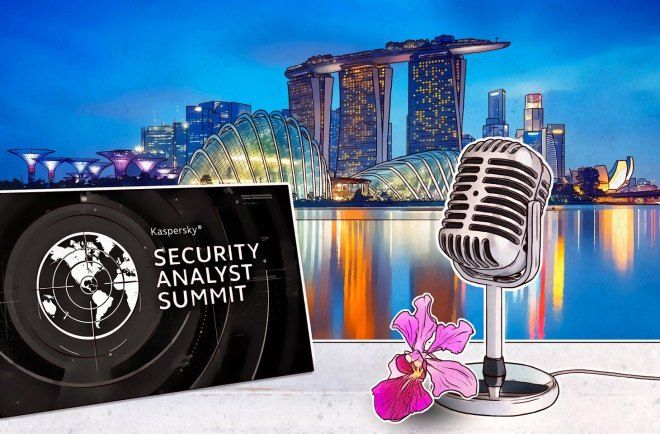 Kaspersky Lab Security Analyst Summit 2019 preview podcast