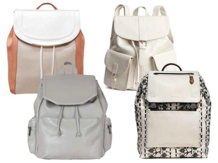Vårens mode 2016: ryggsäcken