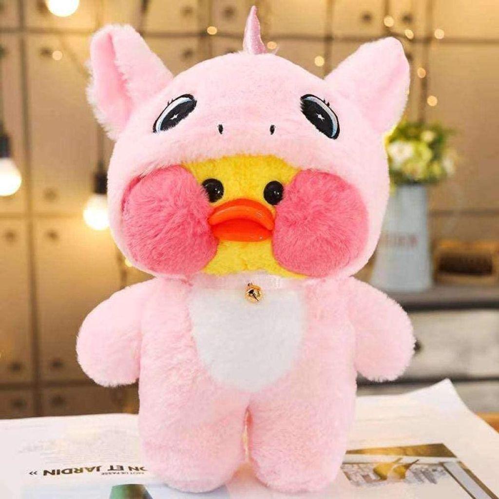cuddle pillow kawaii plush korean yellow duck doll ducks ducks plush soft toys ducks doll birthday gray 45cm