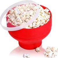 popcorn maker silicone microwave