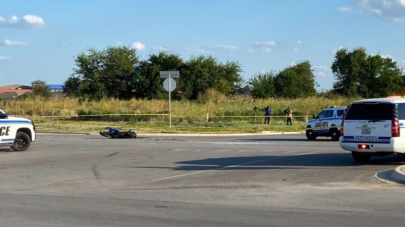 Waco Police Respond To Fatal Motorcycle