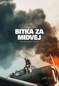 Најава биоскопа: БИТКА ЗА МИДВЕЈ (MIDWAY) ОД 28. НОВЕМБРА ДО 3. ДЕЦЕМБРА 2019 17.30 ЧАСОВА
