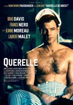 Querelle (1982) | Movie Poster | Kellerman Design