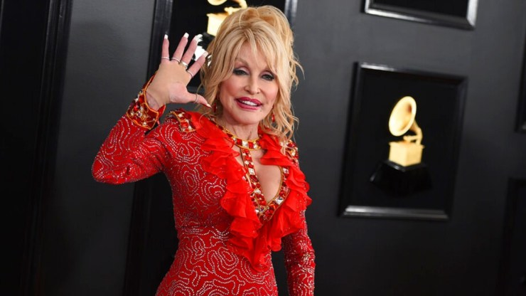 Dolly Parton puts new spin on '9 to 5' for Super Bowl commercial debut
