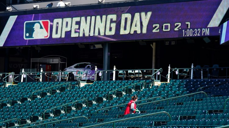 MLB Opening Day 2021: Stars, hope and crowds | khou.com