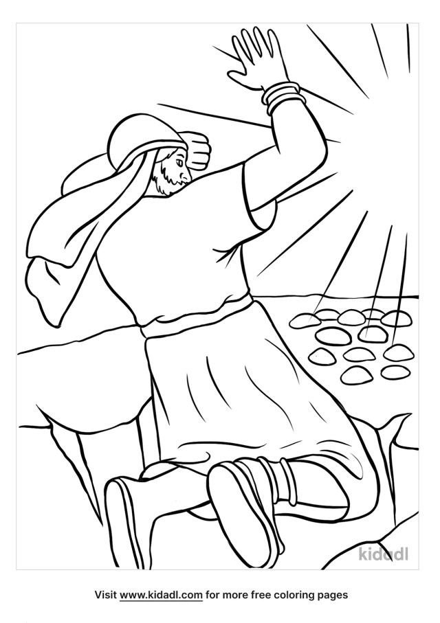 Brother Of Jared Coloring Pages  Free Bible Coloring Pages  Kidadl