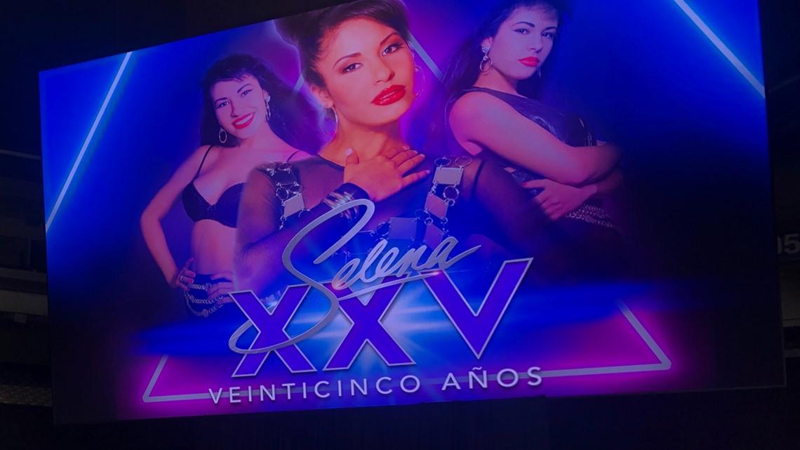 Selena Xxv Tribute Concert In San Antonio To Feature