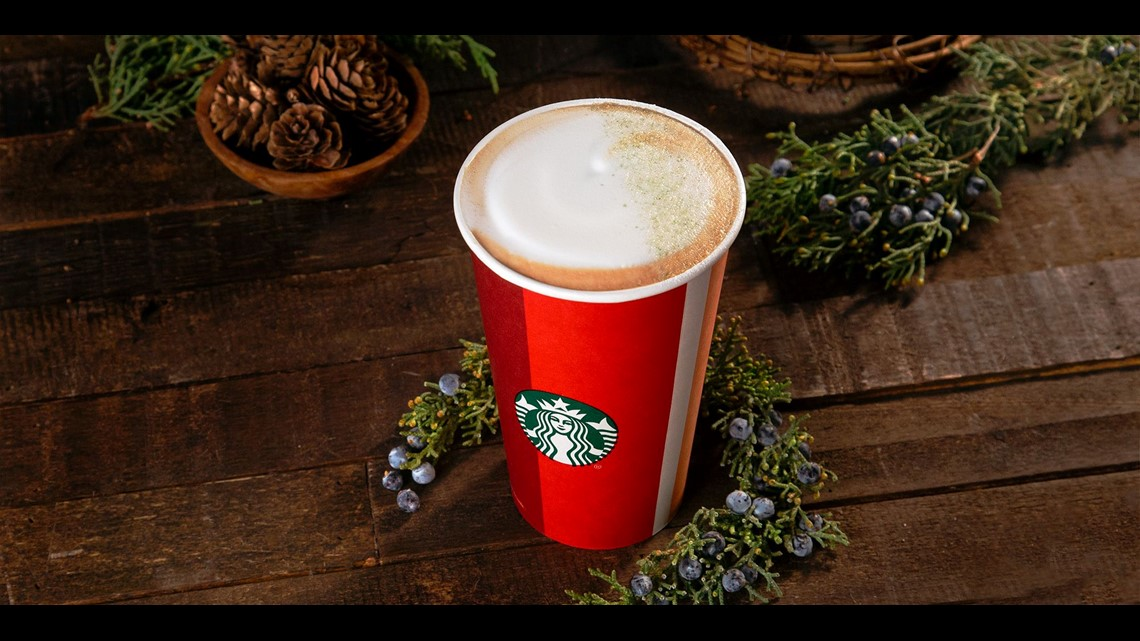 Starbucks concocts new winter drink and contest with 30 years of free drinks  up for grabs | king5.com
