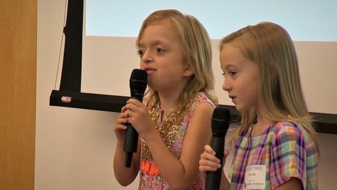 Mariana Seattle Fair of rare diseases