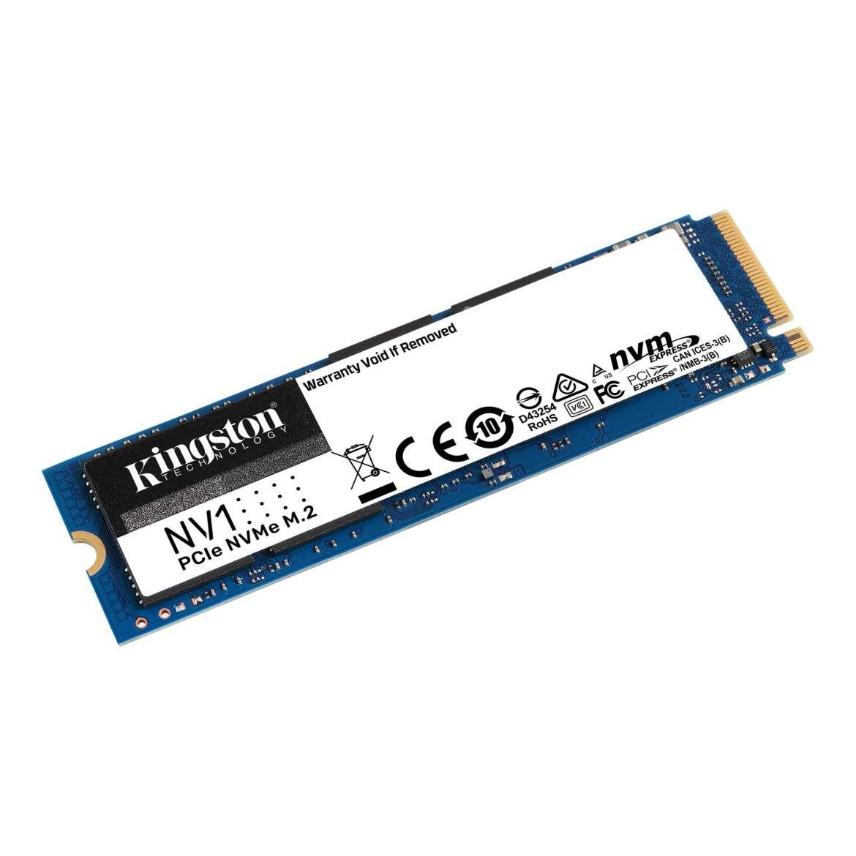 NV1 NVMe PCIe SSD 500GB – 2TB - Kingston Technology