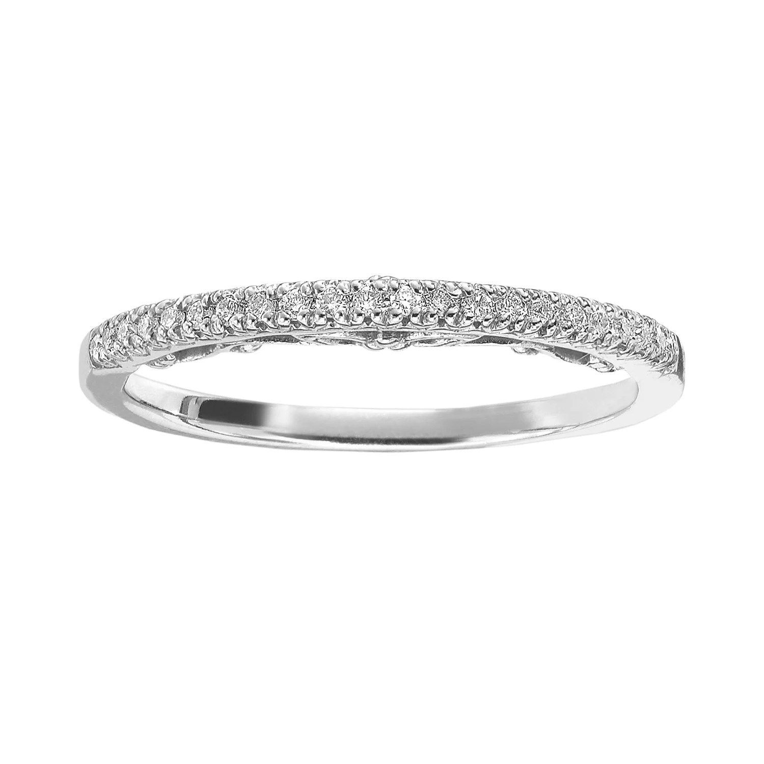 Simply Vera Vera Wang 14k White Gold 110 Ct TW Diamond