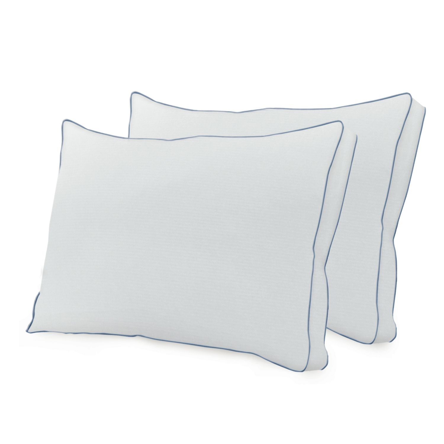 essence of copper knit 2 pack bed pillows