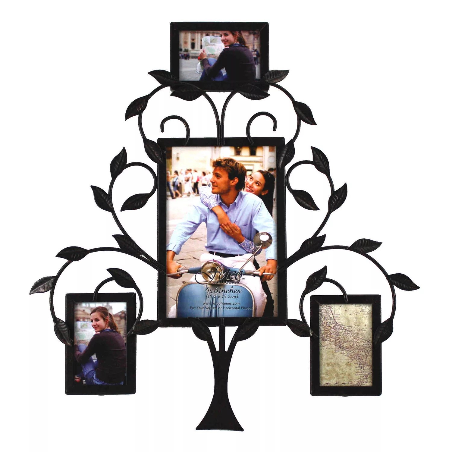 Kohls Picture Frame Family Tree