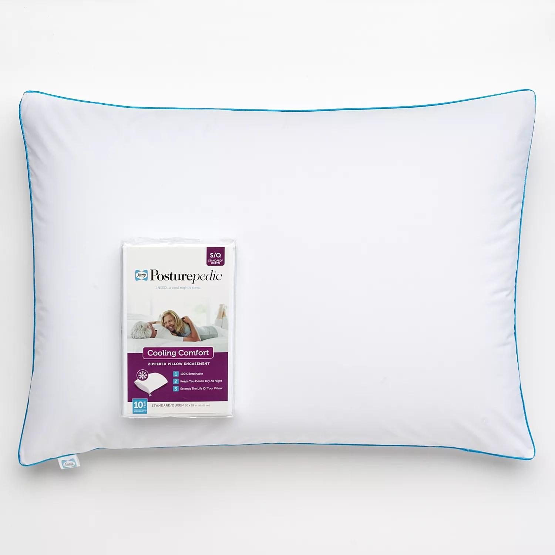 serta comfort plus pillow online