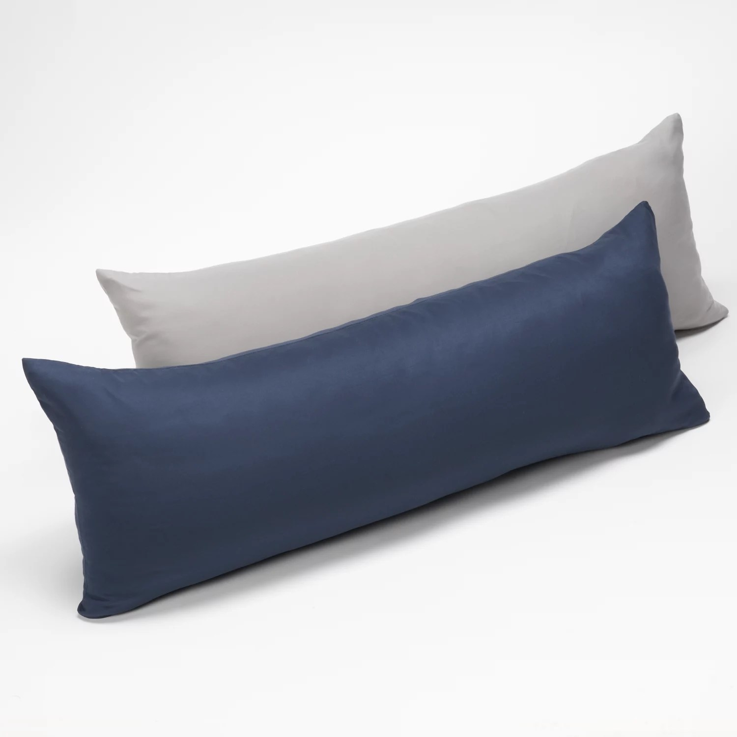 simple by design 2 pk microfiber body pillow covers