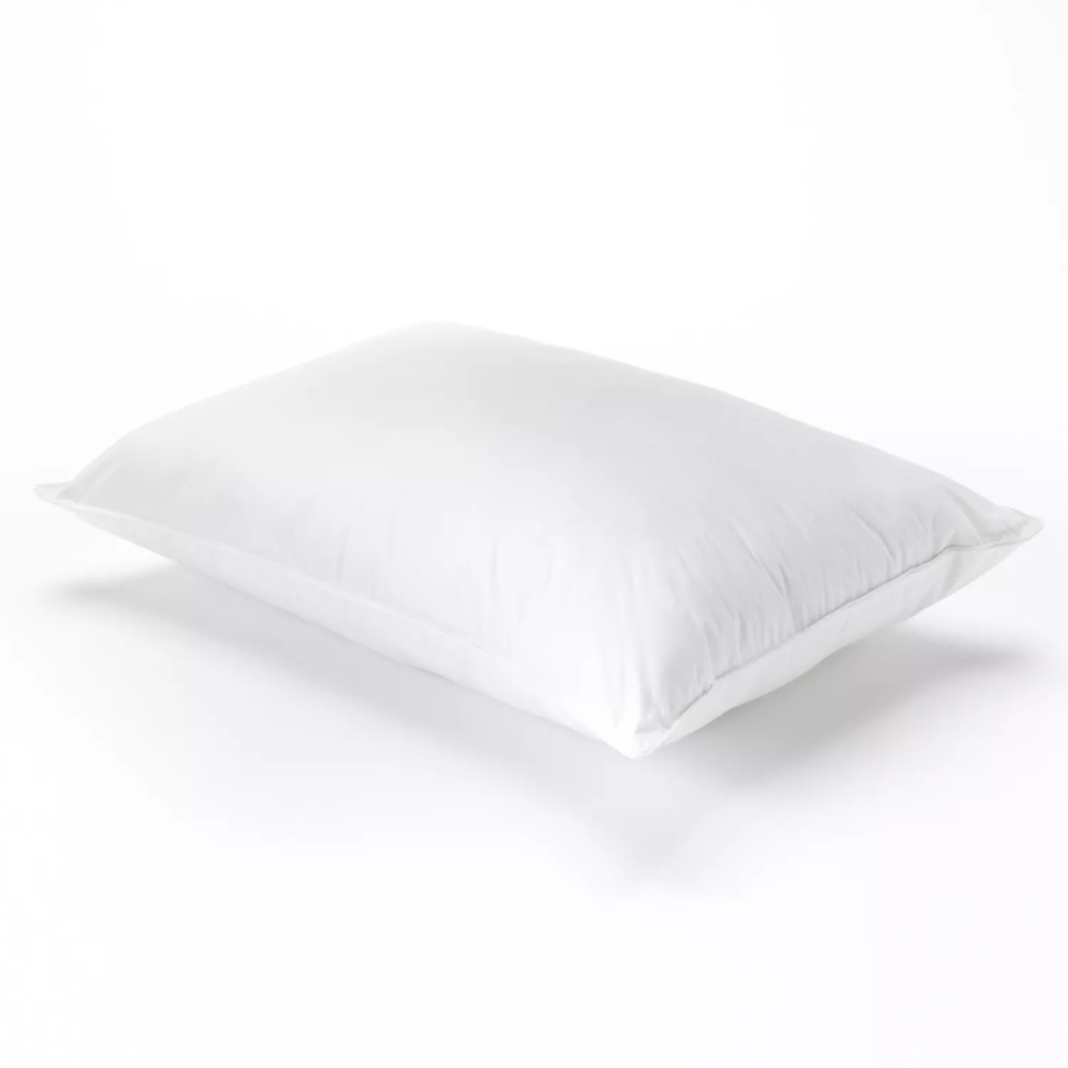 spring air double comfort 230 thread count down alternative pillow