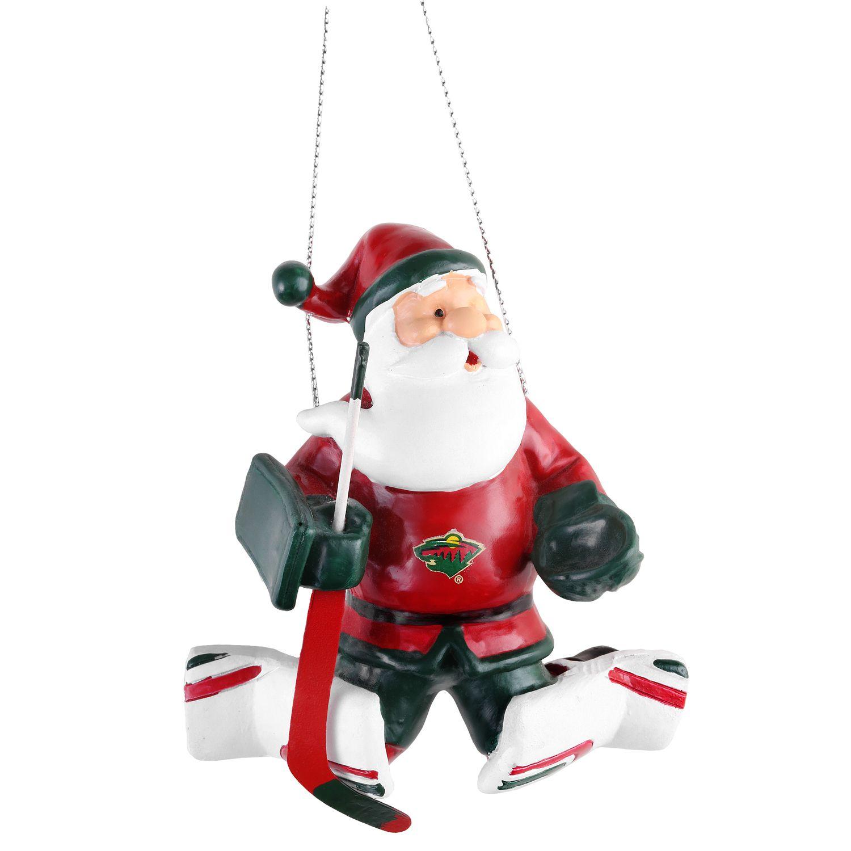 minnesota wild hockey christmas ornaments - Hockey Christmas Ornaments