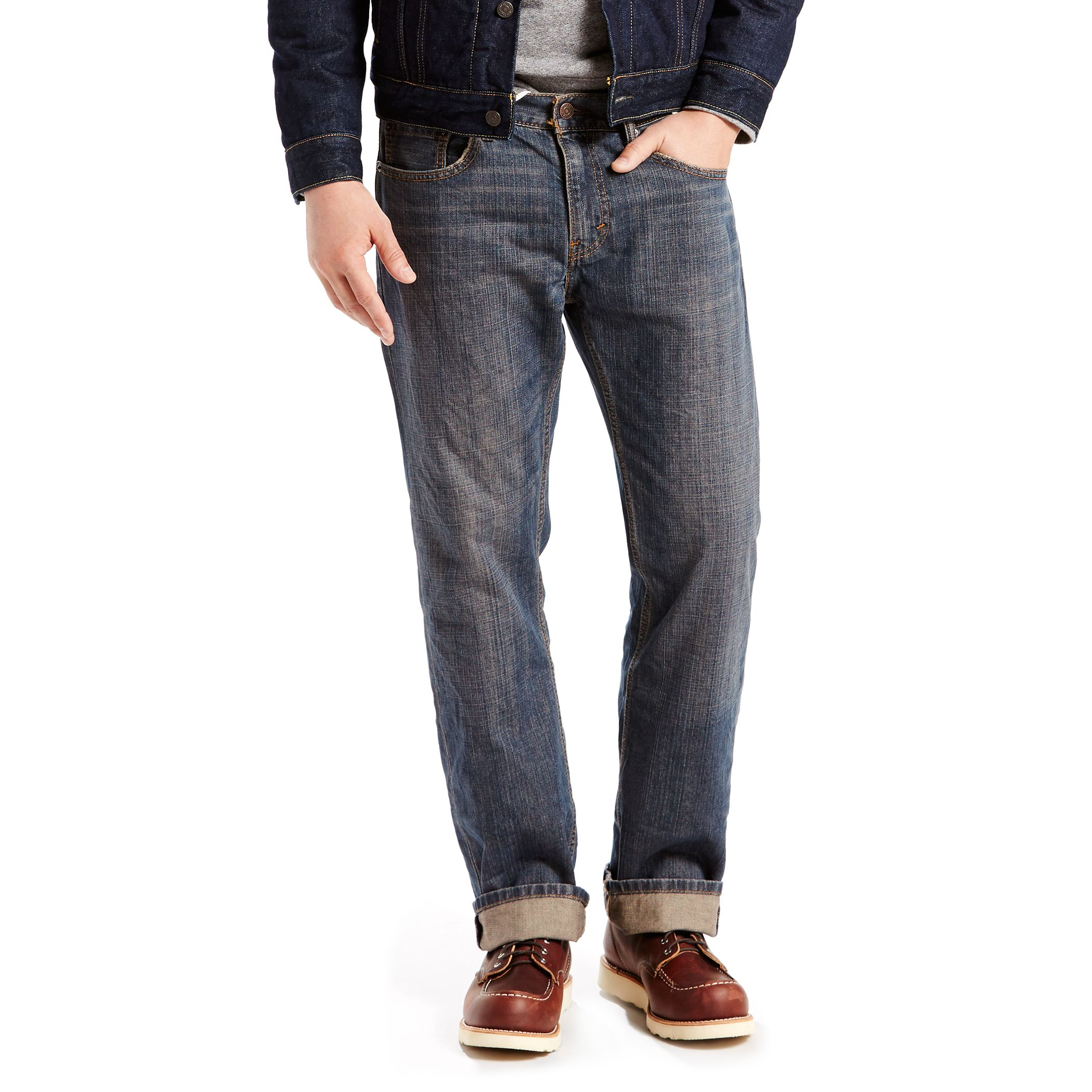 Big Amp Tall Levis 559 Relaxed Straight Fit Jeans
