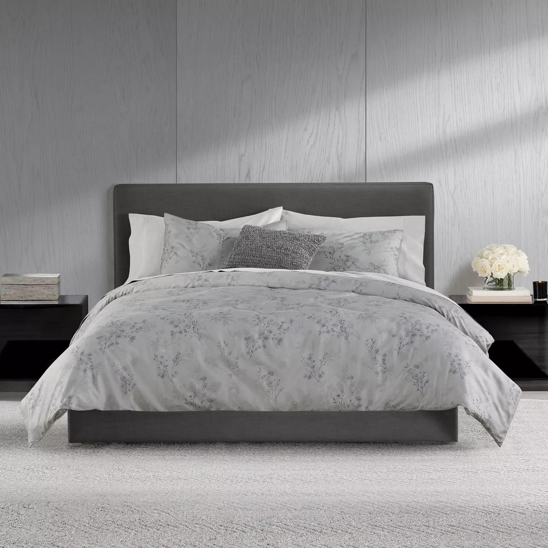 Simply Vera Vera Wang Pressed Floral Comforter Set