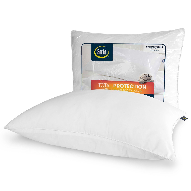 stomach sleeper down alternative pillow