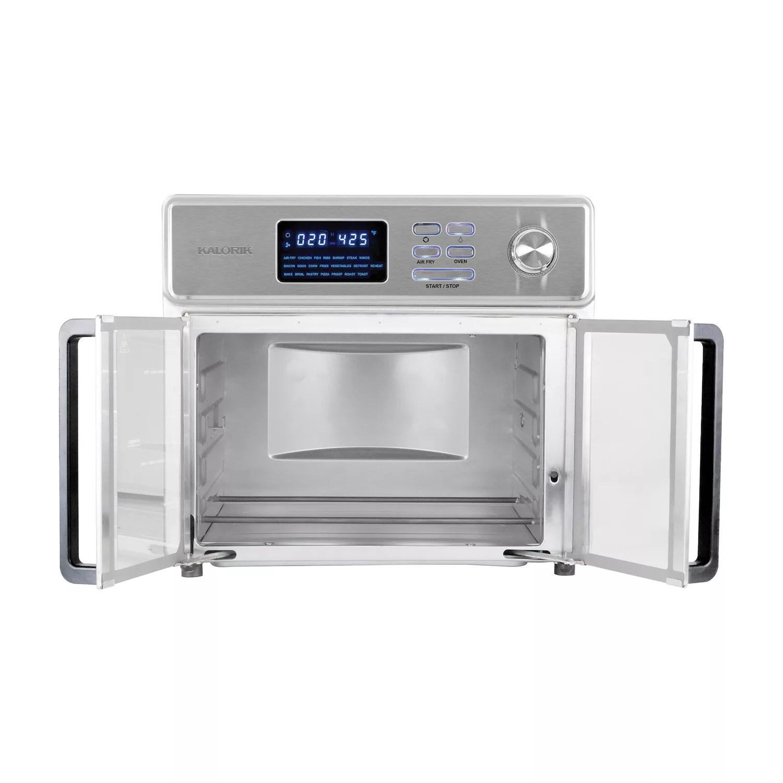 kalorik 26qt digital maxx air fryer toaster oven as