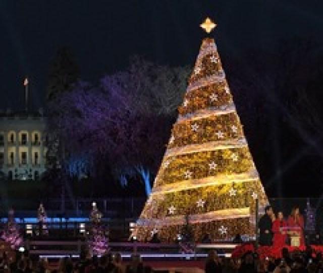 Photos National Christmas Tree Lighting