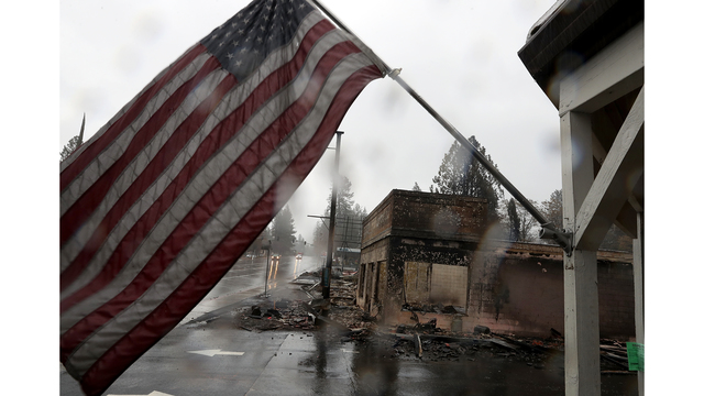 Claims from last month's California wildfires total more than $9 billion and counting