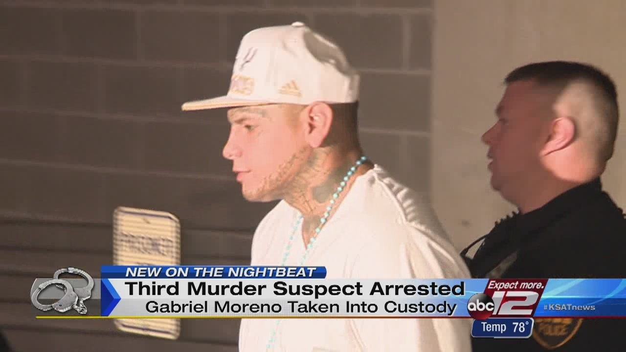 Third Suspect Arrested In Gruesome North Side Slaying