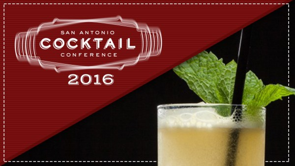 'Deal with God' gave San Antonio Cocktail Conference its start