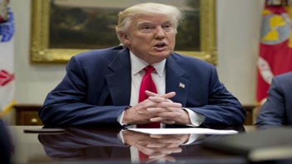 Trump on charm offensive with former rivals