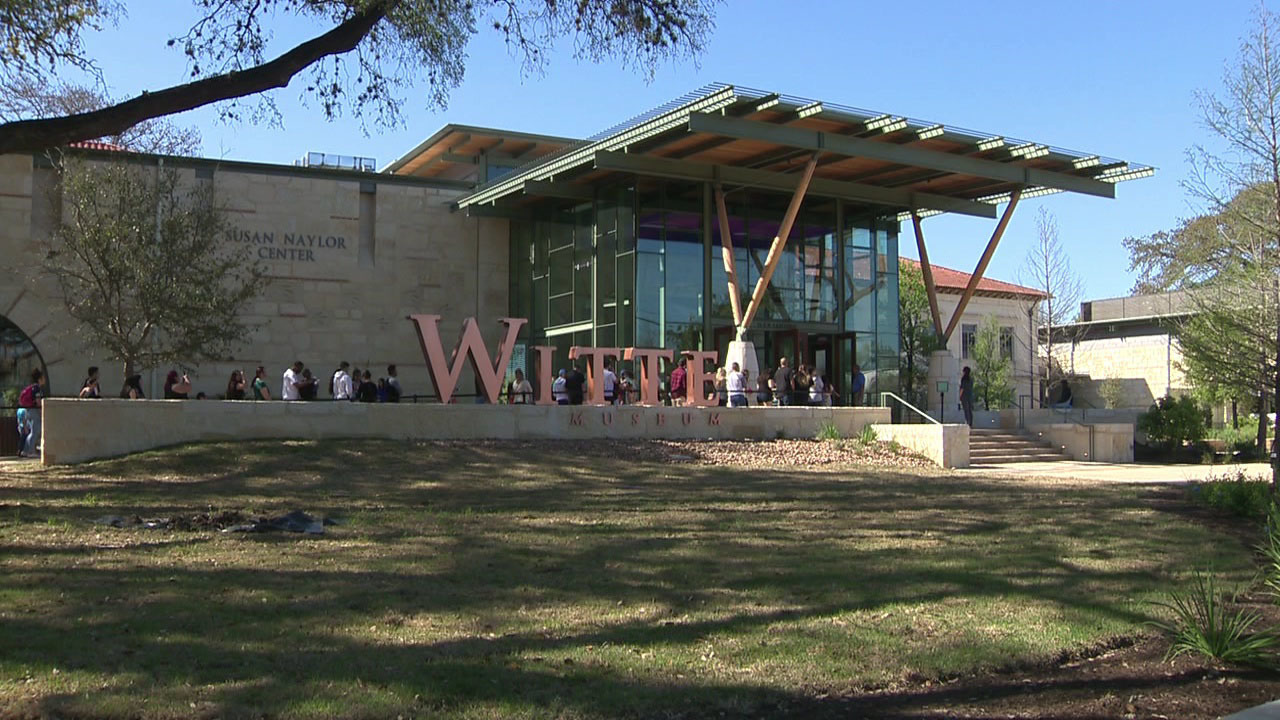 Visitors Take Advantage Of Free Admission To Witte Museum